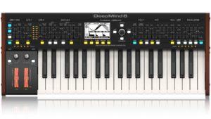 Behringer DeepMind 6 synthesizer kopen