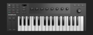 Midi keyboard native instruments komplete kontrol