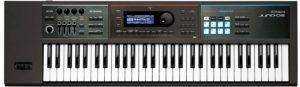 Roland Juno-DS 61 synthesizer keyboard